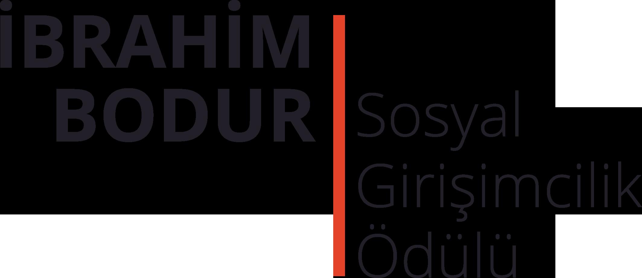 Ibrahim Bodur Social Entrepreneurship Award